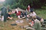 Ein weiteres schickes Seeadler-Lager