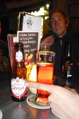 Leckere Bier aus Holland